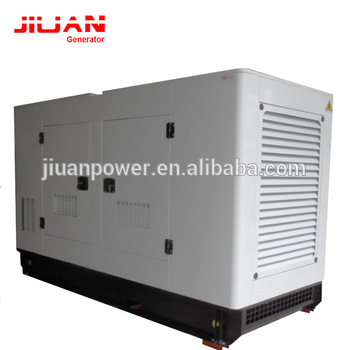 100kva Guangzhou Power Silent Electric Factory Price Diesel
