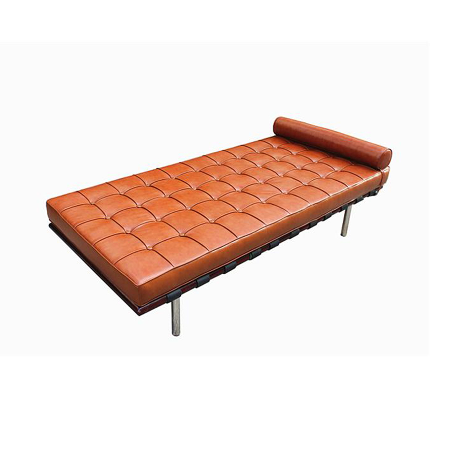Barcelona Daybed Modern Style Leather Barcelona Daybed Buy Daybed Sofa Modern Style Leather Sofa Barcelona Daybed Product On Alibaba