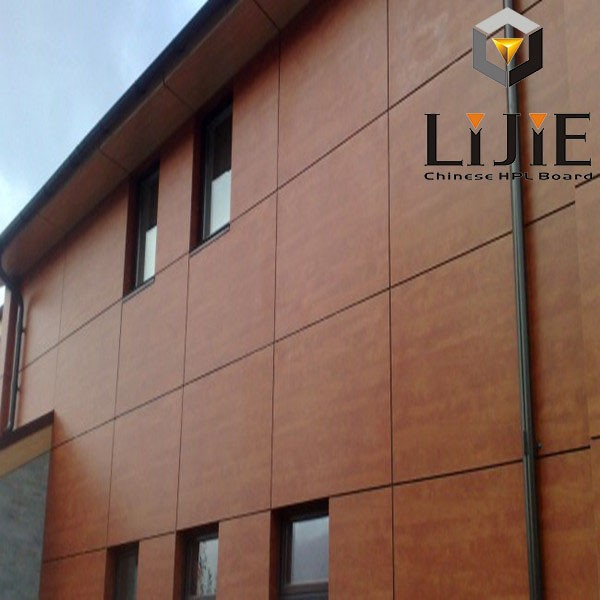 Panneau Isolant Exterieur Decoratif Hospital Decorative Material Interior Hpl Wall Cladding