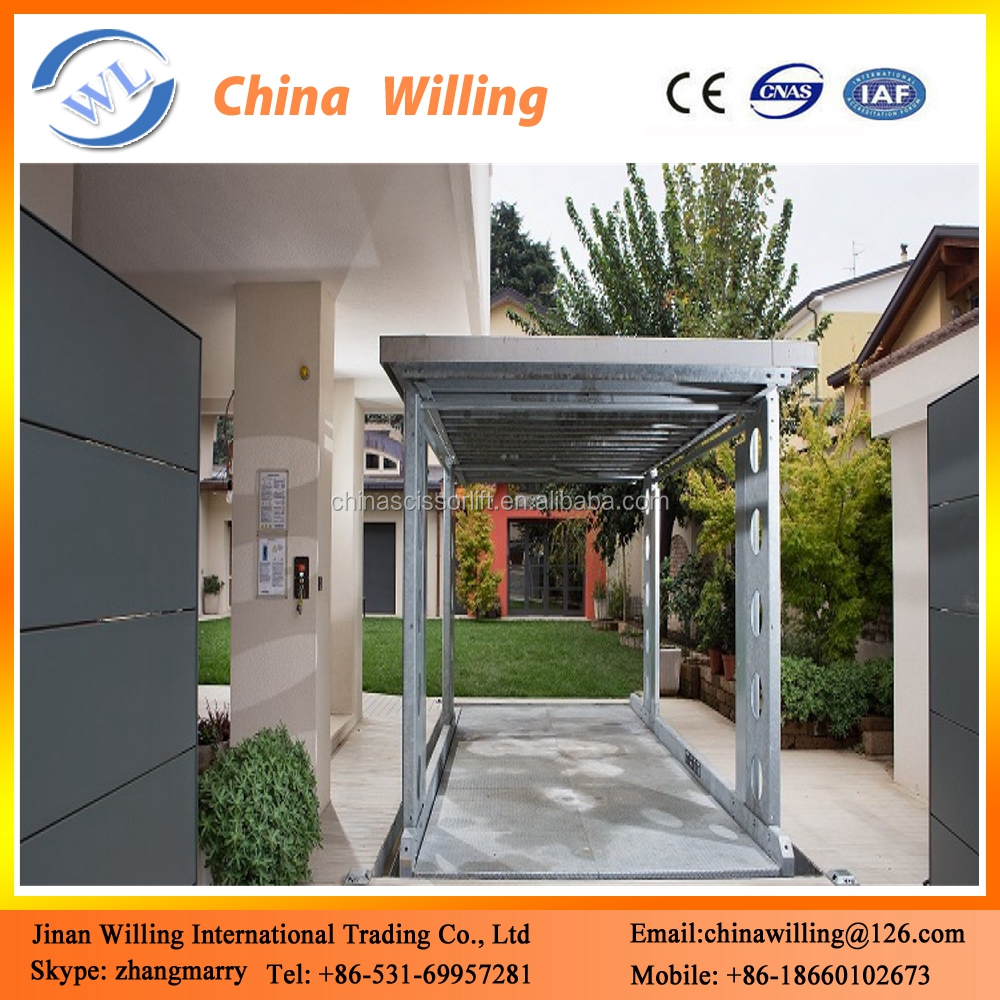 Car Lift To Basement Garage Hydraulic Underground Car Parking Lifts Basement Garage Car Lift With Roof Buy Basement Garage Car Lift With Roof Car Garage Lift For