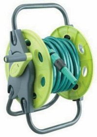 Gardening Water Hose Pipe Garden Hose Reel With Wheel ...