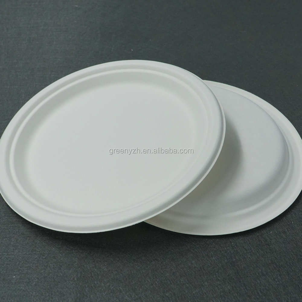 Microwave Plate Oil Resistant Eco Friendly Bagasse Restaurant Microwave Hot Plate Buy Microwave Plate Bagasse Plates Microwave Hot Plate Product On Alibaba