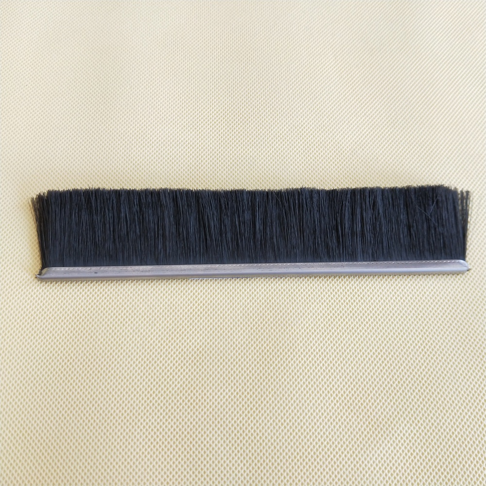 Garage Door Brush Seal Nz 125mm Section 3 Industrial Brush Strip