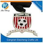 Wholesale custom medal with ribbon