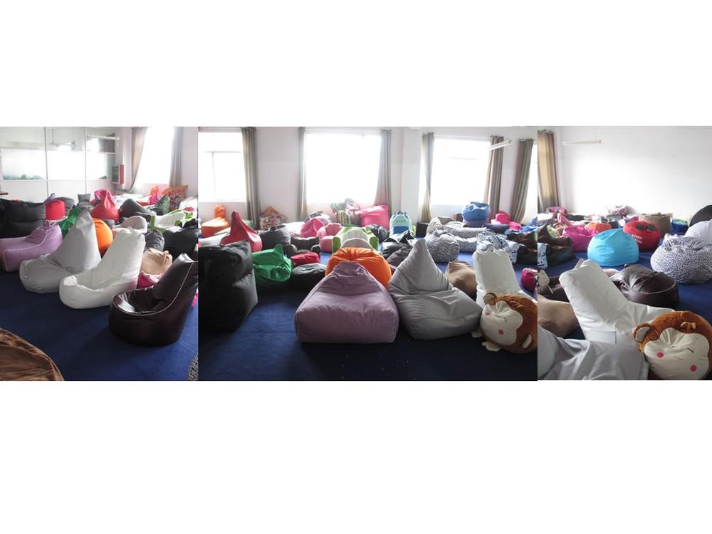 New Design Rainbow Bean Bag Living Room Sofa - Buy Living Room