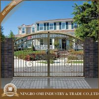 Beautiful Gate Designs/gate Designs For Homes/iron Squear ...