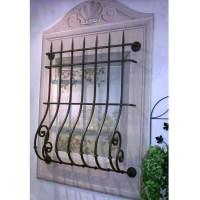 Decorative Security Window Bars  Shelly Lighting