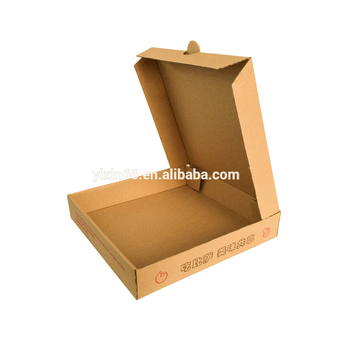 10-years Design Manufacturer Factory Pizza Box With Custom Logo For