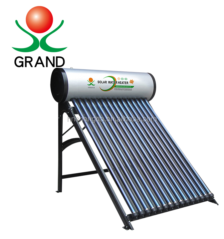Sun Power Pressurized Solar Water Heater Buy Pressurized