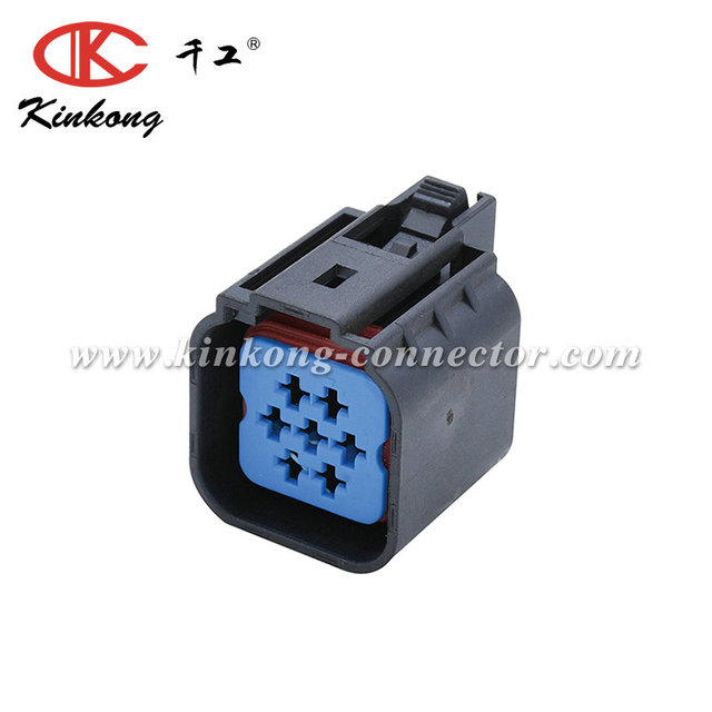 auto wire harness connector 7_Yuanwenjun