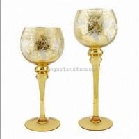 Mercury Glass Tealight Candle Holders &three Sizes ...