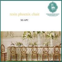 Cheap Phoenix Tiffany Chairs Crystal Clear Wedding Chair ...