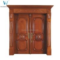 Classical Front Main Double Door Design Kerala Door - Buy ...