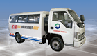 WC16R explosion-proof rubber-tyred vehicle of diesel engine