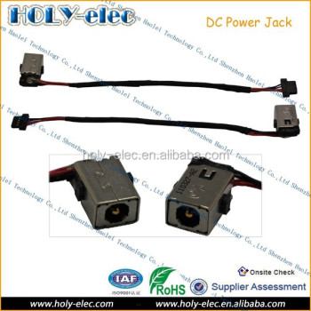2015 Dc Power Jack Wiring Cable Harness And Connector Socket Port