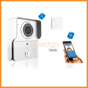 WIFI Visual Doorbell IP Intercom Door Real Time Camera For Mobilephone