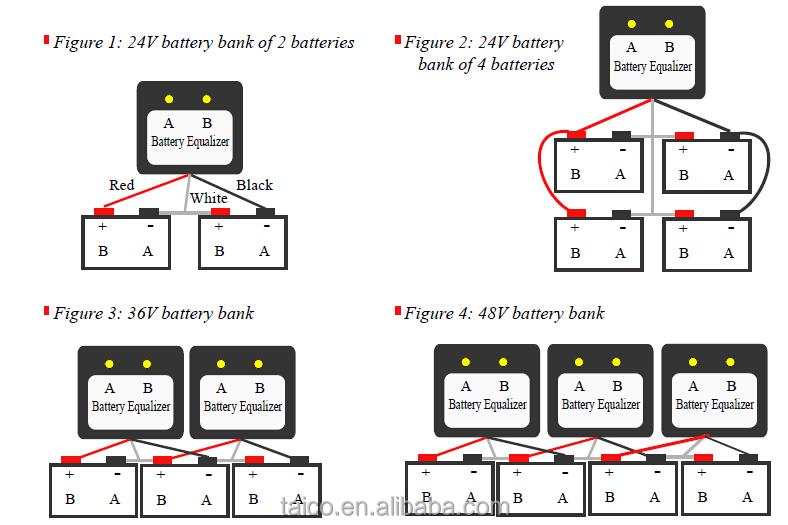 wiring diagram multiple solar panels
