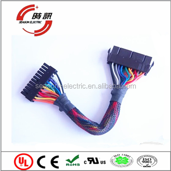 50 Pin For Jae Jst Connector 15mm Wiring Harness Connectors For