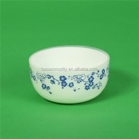Double Color Wall Plastic Soup Bowl With Lid And Oil ...