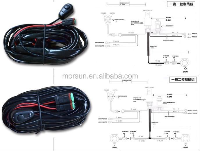 12v Led Work Light Wiring Diagram - Wwwcaseistore \u2022
