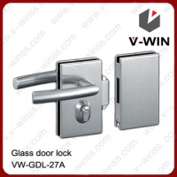 Keyed Sliding Glass Door Lock - Buy Keyed Sliding Glass ...