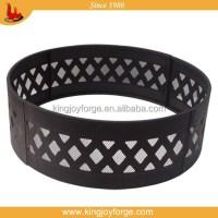 36 Inch Metal Steel Fire Pit Ring - Buy Metal Fire Pit ...