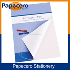 Office Stationery A1 Offset Printing Flip Chart Writing Paper Pad