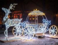 Cinderella Outdoor Christmas Decorations ...