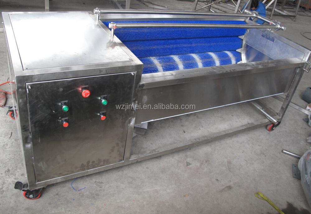 Industrial Fruit And Potato Vegetable Peeling Machinery
