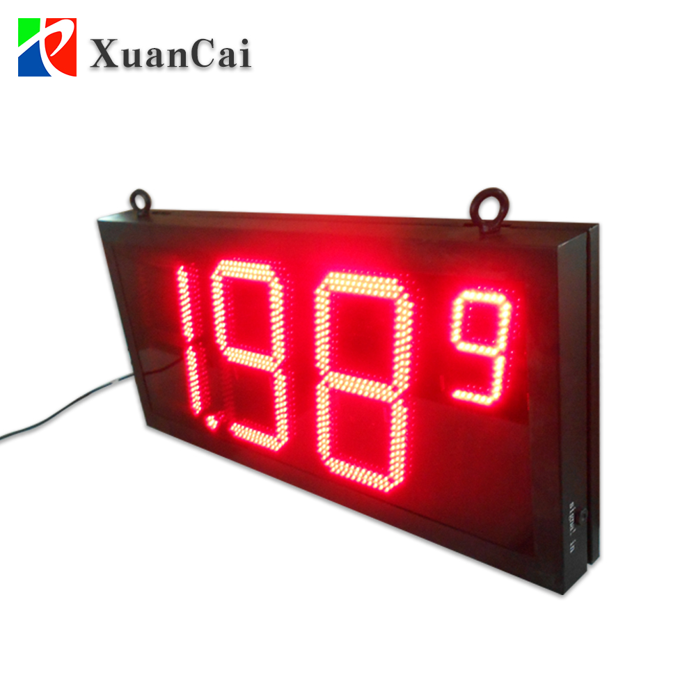 Digital Clock For Sale Hot Sale 8 8 88 7 Segment Led Digital Clock Display Sign Board From China Buy Digital Display Boards Electric Sign Board Digital Number Led