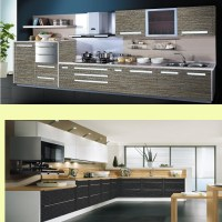 Flat Pack Kitchen Cabinet Stainless Steel Countertops ...