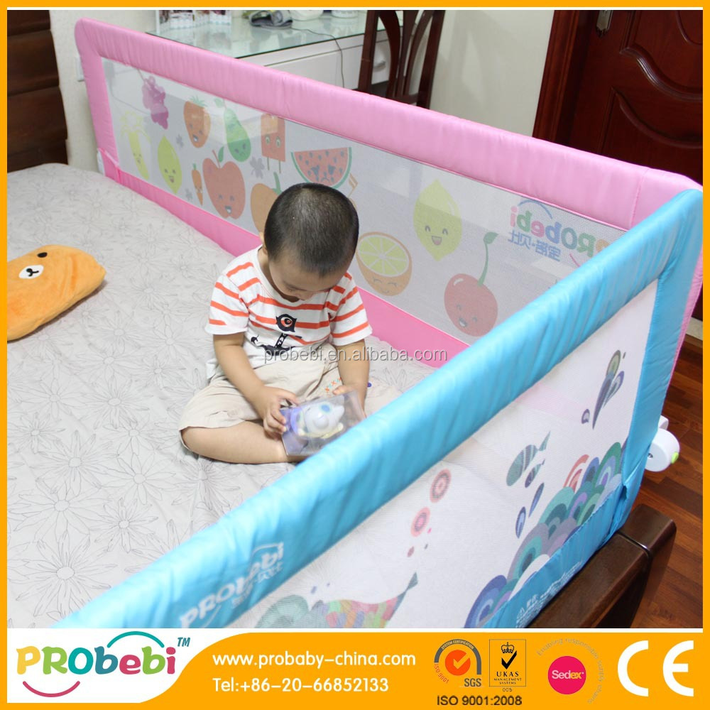 Kids bed rails bed fall prevention baby bed guard