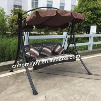 Good Quality Garden Wrought Iron Swing Chair,Outdoor Patio ...