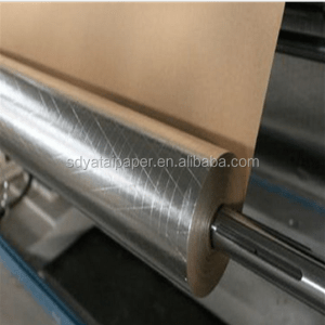 Cheap price Quick sticking thick golden household aluminum foil