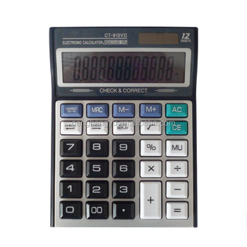 Desktop Calculator  Financial Calculator  Electronic Calculator