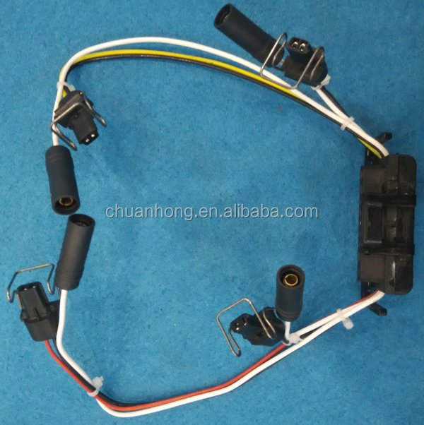 Diesel Glow Plug Wiring Harness Coil Ignition Injector Wire Delphi