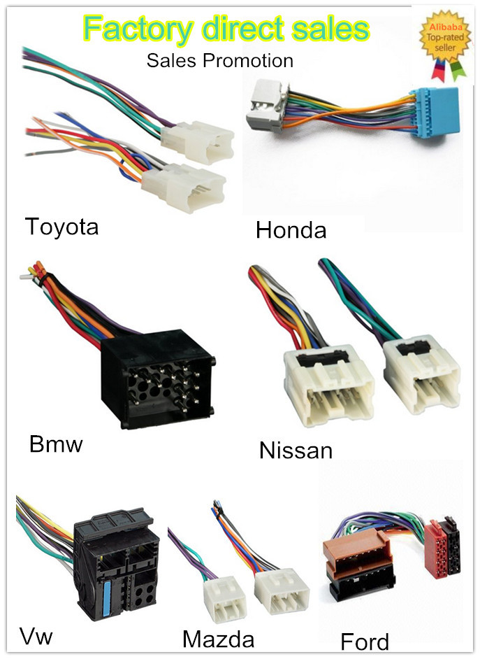 boat wiring harness connectors