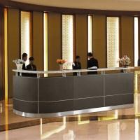 2018 Big Discount Luxury Design Hotel Front Desk Furniture ...