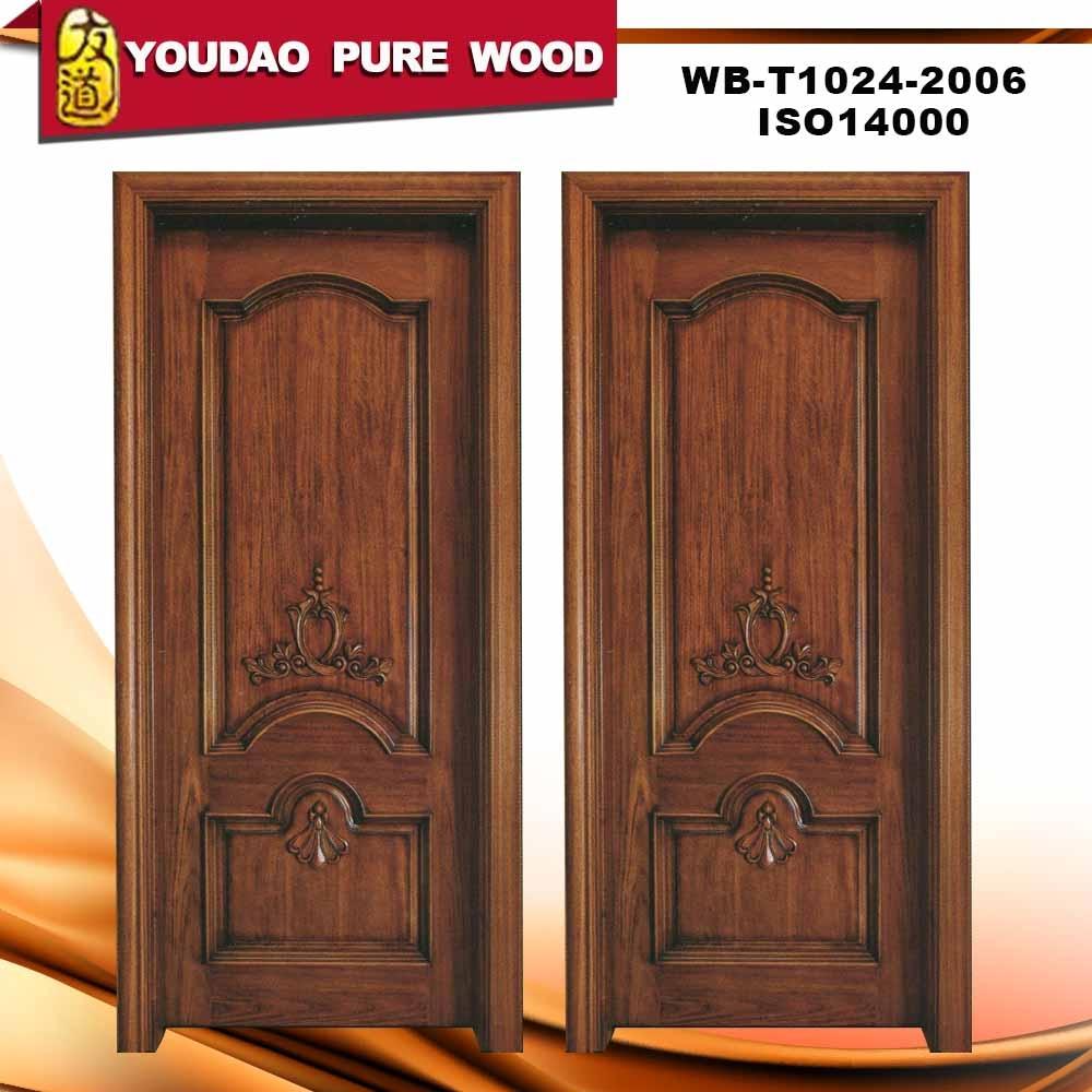 Wood Single Door Design