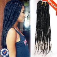 Hot Sale Box Braid Hair Crochet Braids With Human Hair ...