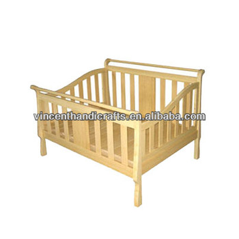 Eco Friendly And Safe Bamboo Baby Bed Buy Bamboo Kid Bed