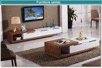 Living Room Furniture Wooden Lcd Led Tv Stand Design - Buy ...