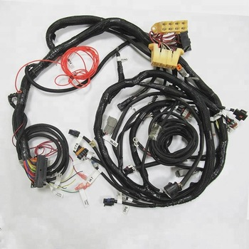 Car Engine Wiring Harness Custom For Automobile Application Wire Harness E  Car Snowmobile Cable Scooter Wiring Assembly - Buy Car Engine Wiring
