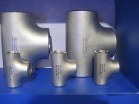 Stainless Steel Pipe Tee Pipe Fittings For Oil And Gas ...