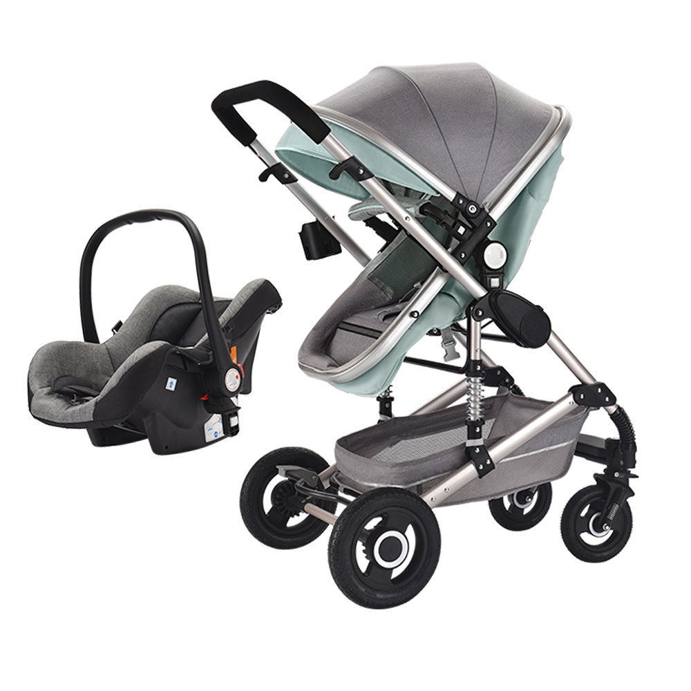 3 Wheel Buggy Vs 4 Wheel One Hand Fold Classic 4 Wheel 3 In 1 Baby Stroller For Sale With En1888 Buy Classic 3 In 1 Baby Stroller En1888 Baby Stroller Baby Buggy En1888