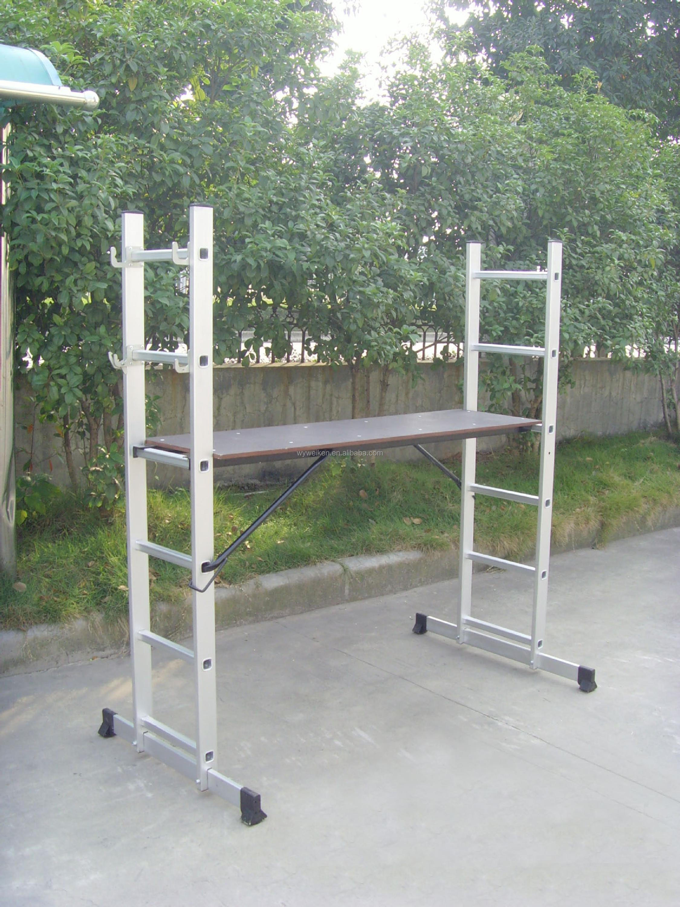 Construction Used Scaffolding Step Ladder Buy
