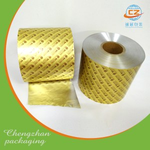 Customied Soft Temper Cold Form Foil Ptp Pharmaceutical Aluminum Blister Foil