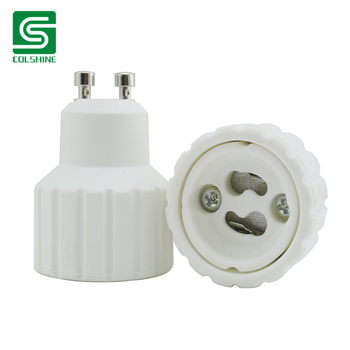 Gu10 To Gu10 Lamp Socket To Outlet Adapter Lamp Holder Converter Buy Gu10 To Gu10 Lamp Holder - Leuchtmittel Gu10