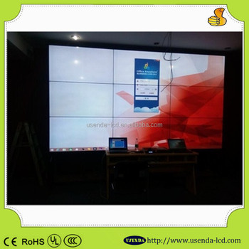 55inch 35mm Did Video Wall Commercial Buildings Multi Screen - multi screen display