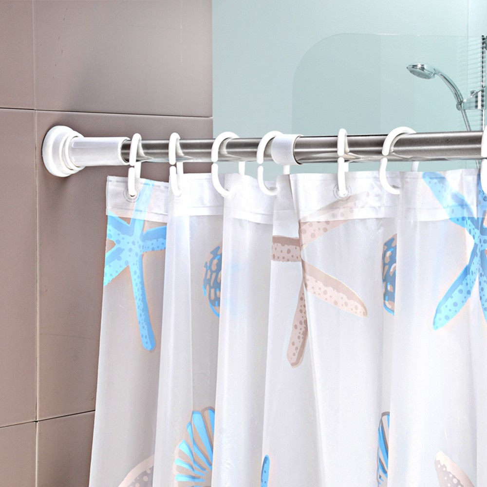 cloth hanging rod corner shower curtain rod right angle adjustable cloth hanging rod corner shower